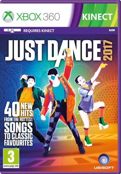 X360 Just Dance 2017 - 29.12.2016