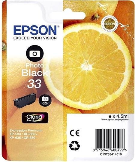 Epson T334; T3341