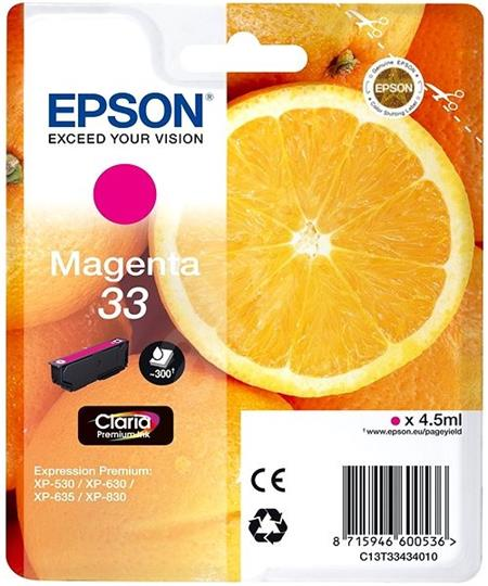 Epson T3343; T3343