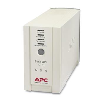 APC Back-UPS CS 650I; BK650EI