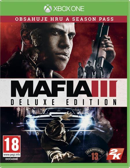 XONE Mafia III - Deluxe Edition