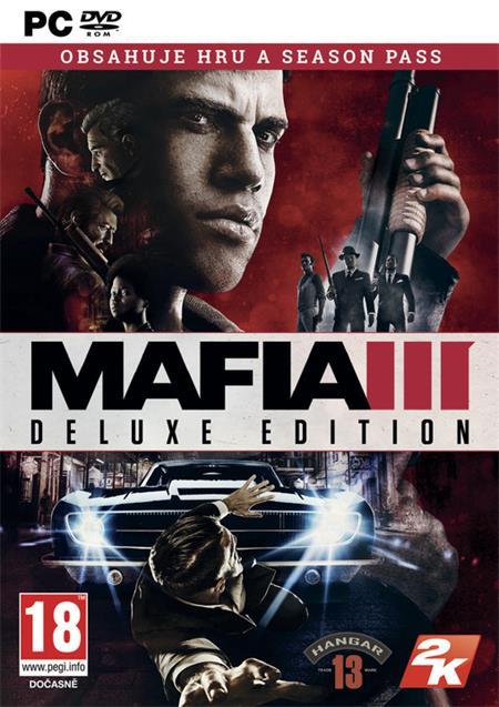 PC Mafia III - Deluxe Edition
