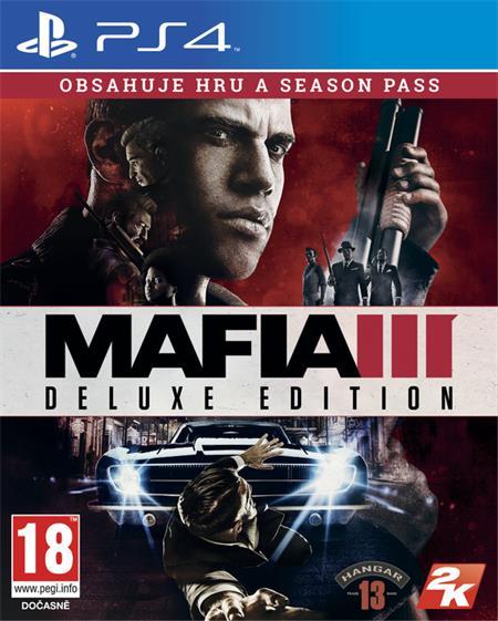 PS4 Mafia III - Deluxe EditionI 7.10.16