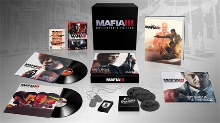 PS4 MAFIA III Collector's Edition 7.10.16