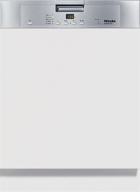 MIELE G 4203 SCi Active nerez - Vestavná myčka nádobí