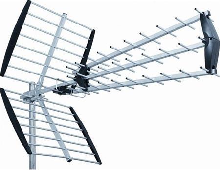 DVB-T anténa DI-WAY UHF 3BEAM 42LTE