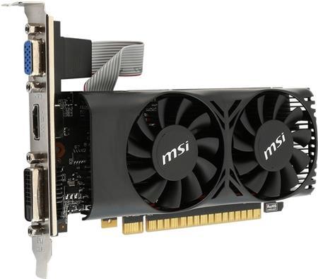 MSI VGA N750Ti-2GD5TLP - grafická karta; N750Ti-2GD5TLP