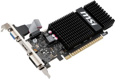 MSI VGA N720-2GD3HLP - grafická karta