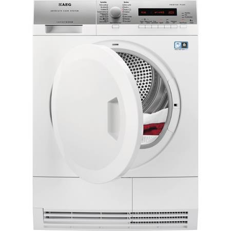 AEG T75781IHCS - sušička prádla; T75781IHCS