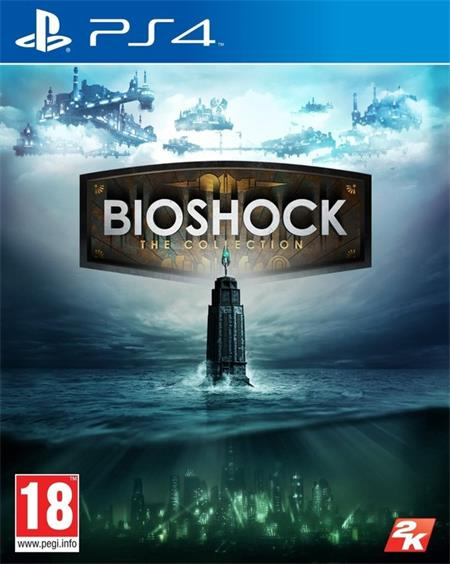 PS4 BioShock: The Collection - 19.9.2016