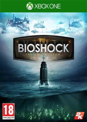 XONE BioShock: The Collection - 19.9.2016