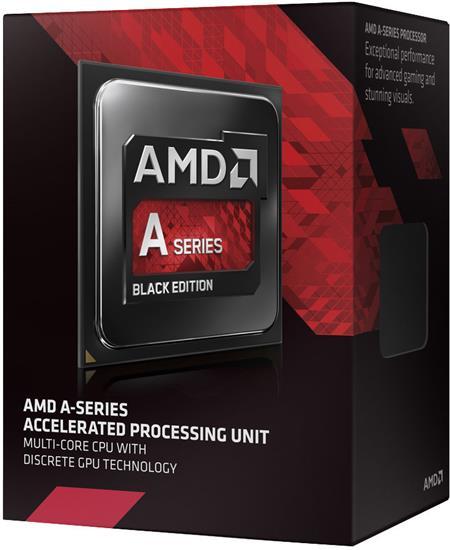 AMD Athlon X4 860K Kaveri 4core (3,7GHz,4MB); AD860KXBJASBX