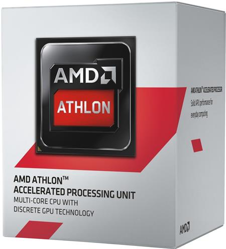 AMD Athlon X4 845 Kaveri 4core (3,5GHz,4MB); AD845XACKASBX