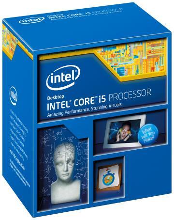 Intel Core i5-4590S; BX80646I54590S