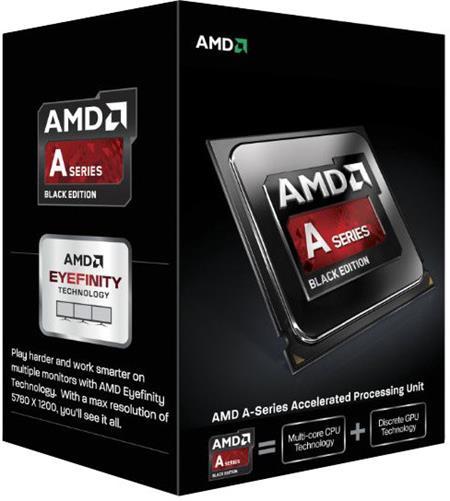 AMD Godavari A10-7870K 4c Box (3,9Ghz,4MB); AD787KXDJCSBX