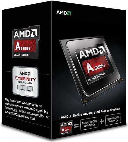 AMD Kaveri A10-7850K 4c Box; AD785KXBJABOX