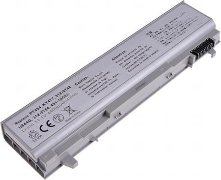 Baterie T6 power Basic Dell Latitude E6400, E6500, 4400mAh; NBDE0087BA