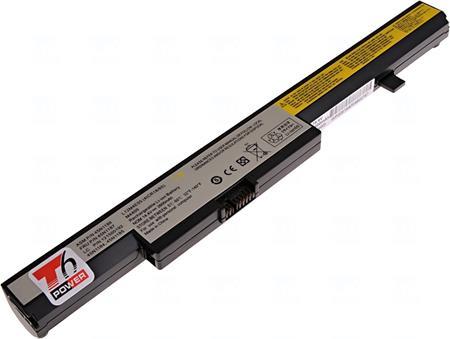 Baterie T6 power Lenovo IdeaPad B40, B50, N40, N50 serie, 2600mAh; NBIB0117