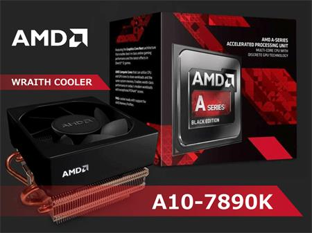 AMD A10 X4 7890K; AD789KXDJCHBX