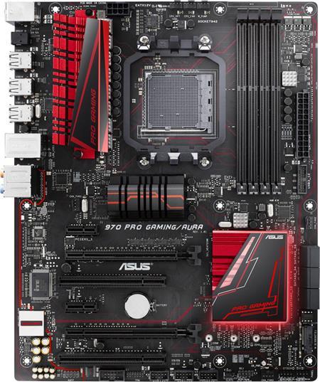 Asus 970 PRO GAMING/AURA - základní deska