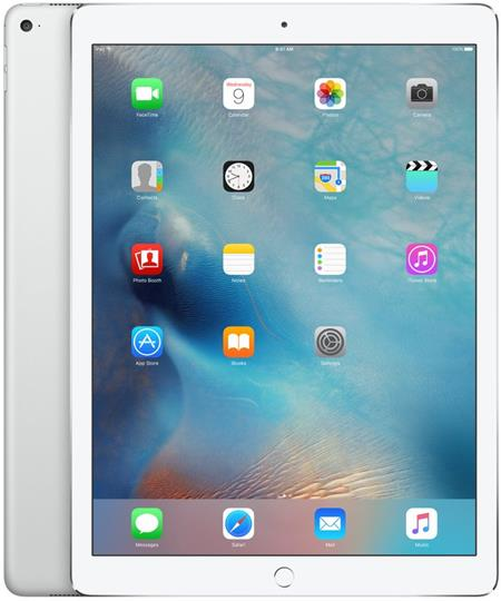 iPad Pro Wi-Fi 128GB Silver; ML0Q2FD/A
