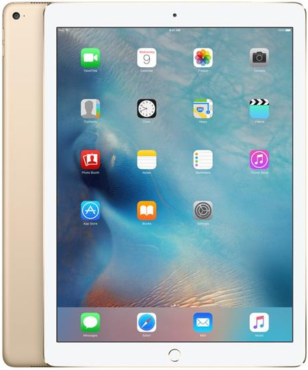iPad Pro Wi-Fi + Cellular 128GB Gold
