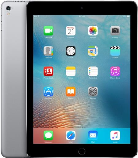 9.7-inch iPad Pro Wi-Fi 128GB - Space Grey; MLMV2FD/A