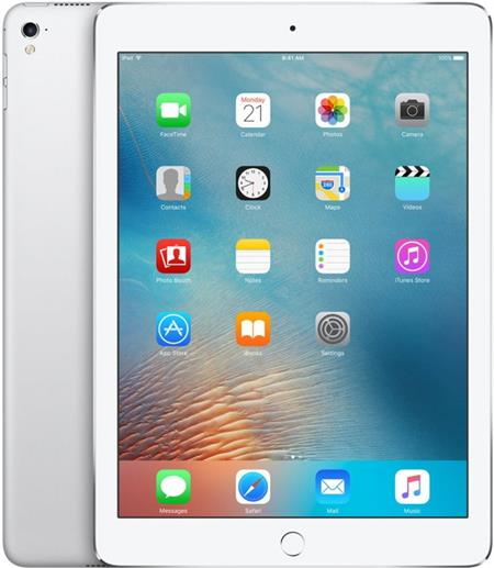 9.7-inch iPad Pro Wi-Fi + Cellular 32GB - Silver; MLPX2FD/A