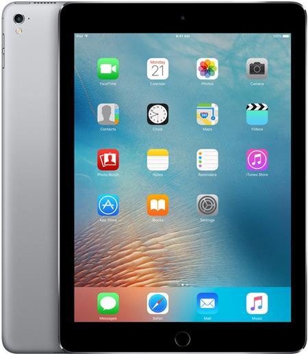 9.7-inch iPad Pro Wi-Fi + Cellular 128GB - Space Grey; MLQ32FD/A