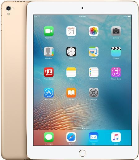 9.7-inch iPad Pro Wi-Fi + Cellular 128GB - Gold; MLQ52FD/A