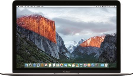 MacBook 12-inch Retina Core m3 1.1GHz/8GB/256GB/Intel HD 515/Space Gray