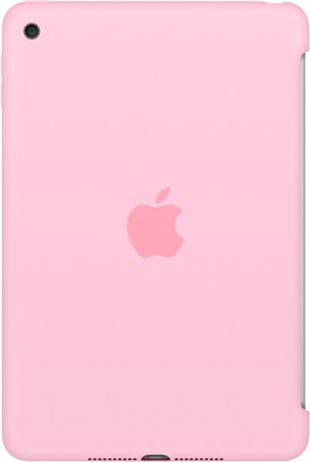 iPad mini 4 Silicone Case - Light Pink; MM3L2ZM/A