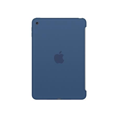 iPad mini 4 Silicone Case - Ocean Blue; MN2N2ZM/A