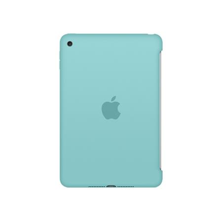 iPad mini 4 Silicone Case - Sea Blue; MN2P2ZM/A
