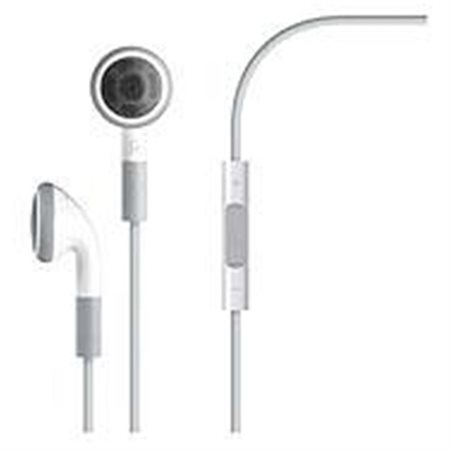 Apple Earphones with Remote and Mic; MB770G/B
