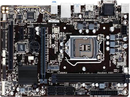 GIGABYTE GA-B150M-HD3 DDR3 - základní deska; GA-B150M-HD3 DDR3