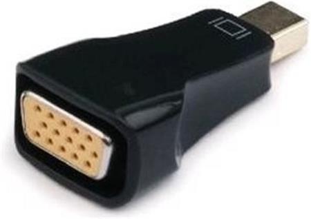 Kabel C-TECH red. miniDisplayport na VGA; A-mDPM-VGAF-01