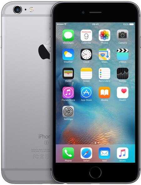 iPhone 6s Plus 128GB Space Grey; MKUD2CN/A