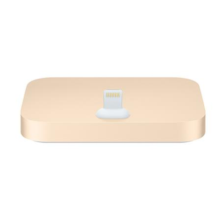 iPhone Lightning Dock Gold; ML8K2ZM/A