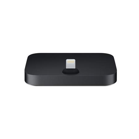iPhone Lightning Dock - Black; MNN62ZM/A