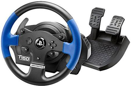 Thrustmaster T150 RS - PS3, PS4 a PC Sada volantu a pedálů - ROZBALENO