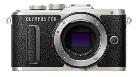 Olympus E-PL8 body black; V205080BE000