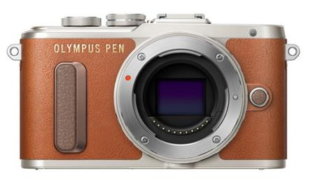 Olympus E-PL8 body brown; V205080NE000