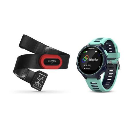 Garmin Forerunner 735XT Run Bundle Blue; 010-01614-16