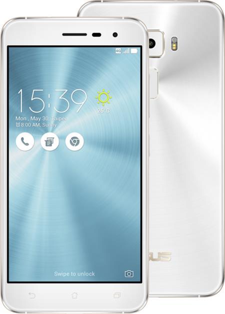 Asus ZenFone 3 ZE520KL-1B011WW, bílý
