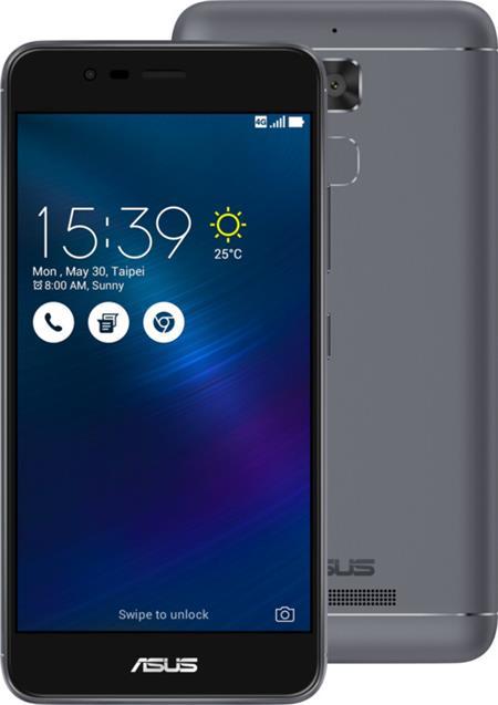 Asus ZenFone 3 Max ZC520TL-4H077WW, šedý