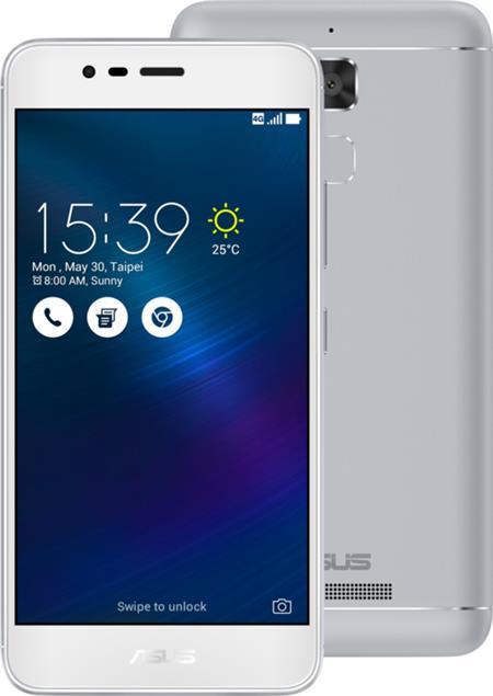 Asus ZenFone 3 Max ZC520TL-4J078WW, stříbrný