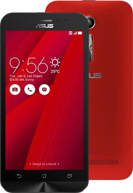 Asus ZenFone GO ZB500KL-1C042WW, červený