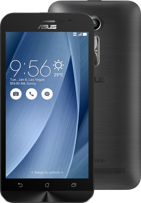 Asus ZenFone GO ZB500KL-3H043WW, stříbrný