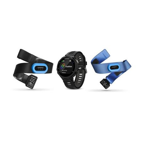 Garmin Forerunner 735XT Tri Bundle Black; 010-01614-09